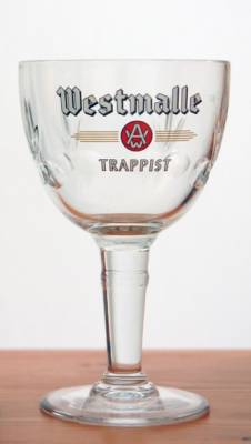 Westmalle - pohár